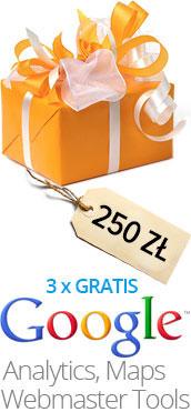 3 x gratis